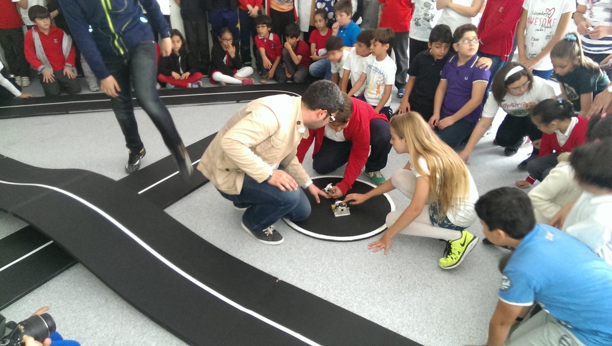 Teknoloji Kulübü TED Koleji Bahar Şenliklerine Katıldı
