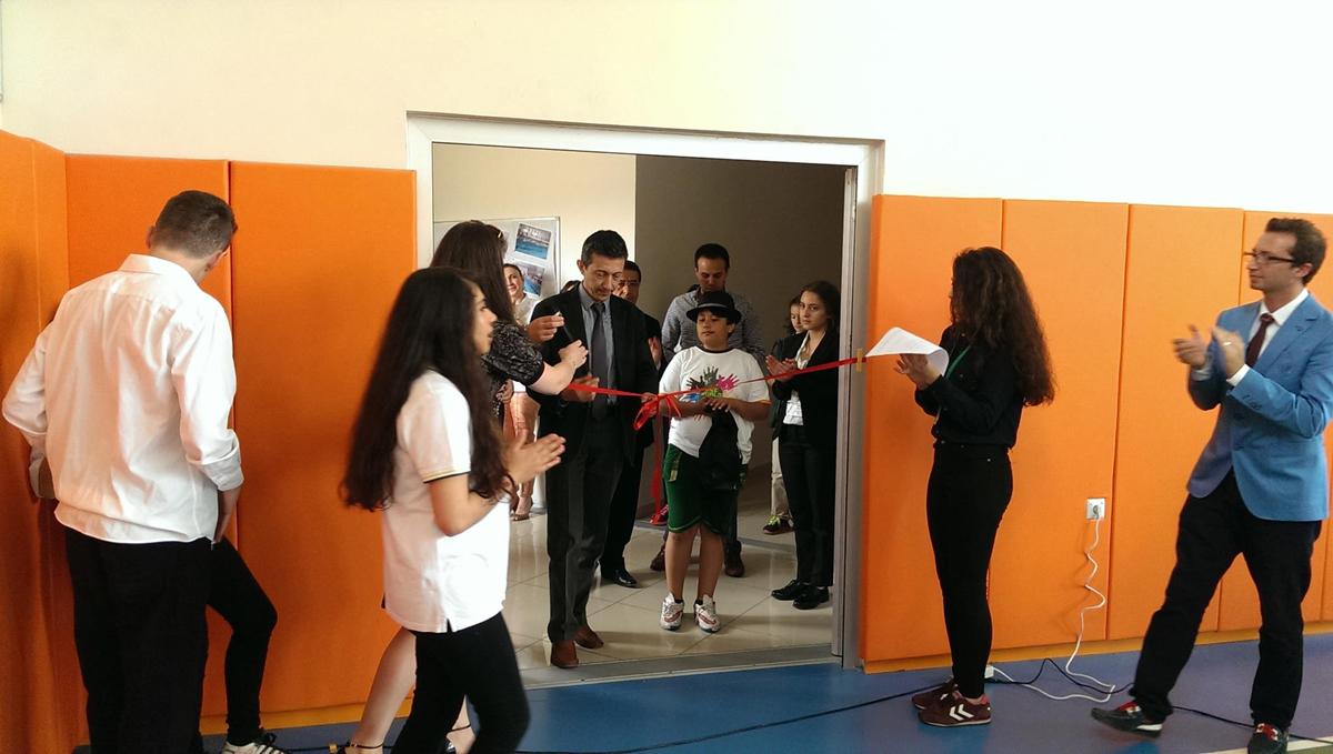 Teknoloji Kulübü Doğa Koleji Bahar Şenliklerine Katıldı