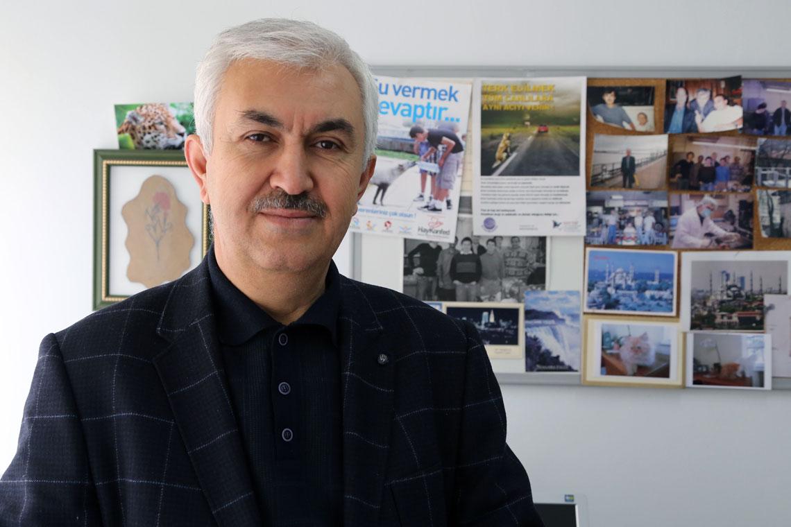 Prof. Dr. REMZİ VAROL
