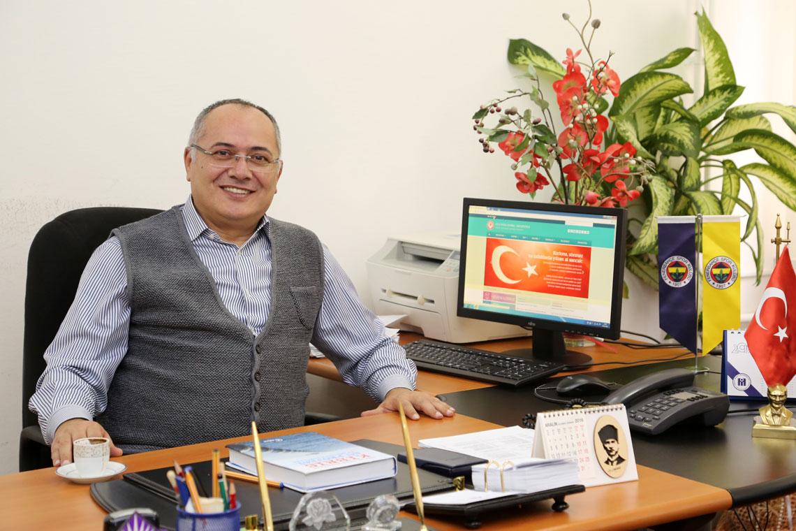 Mustafa Erol KESKİN
