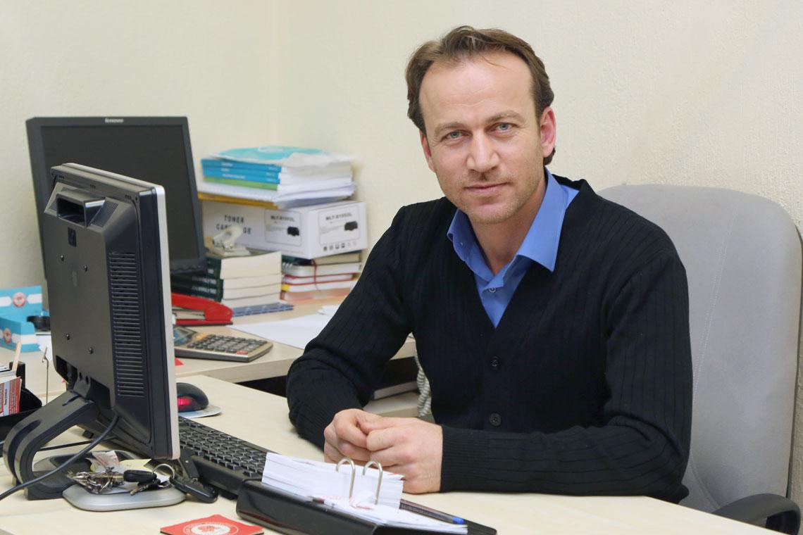 Ahmet ATEŞOĞLU