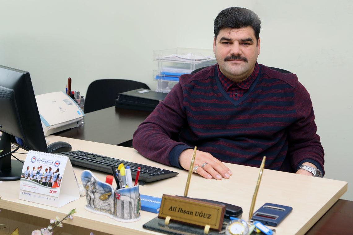 Ali İhsan UĞUZ