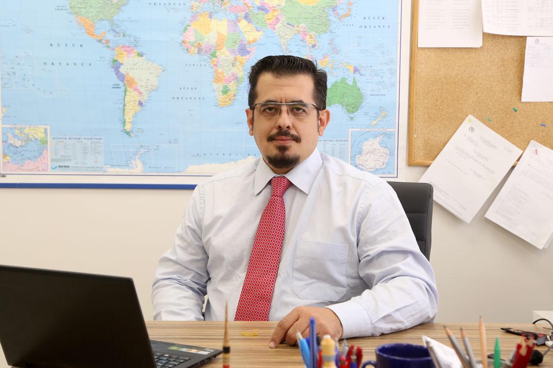 Dr. Öğr. Üyesi Selim KANAT