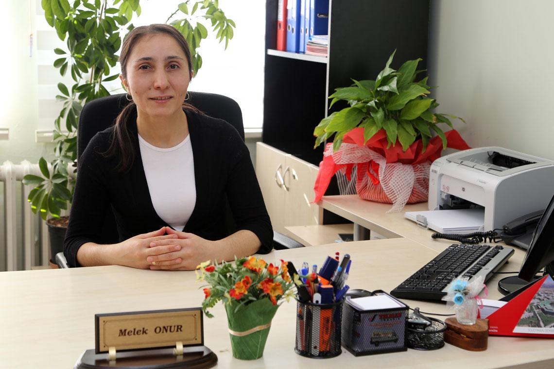 Melek ONUR