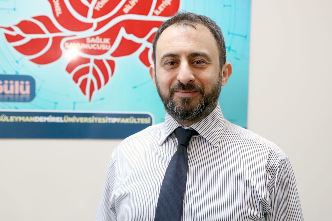 Mustafa Özgür PİRGON