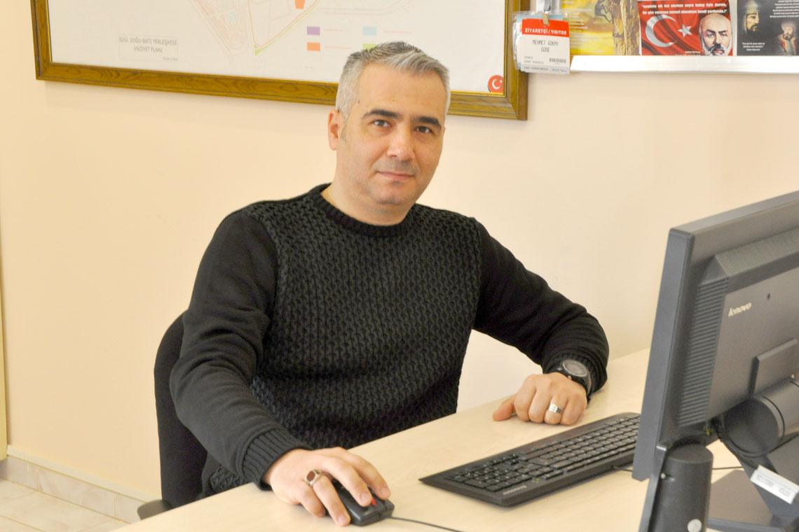 Mehmet Gökay GÖDE
