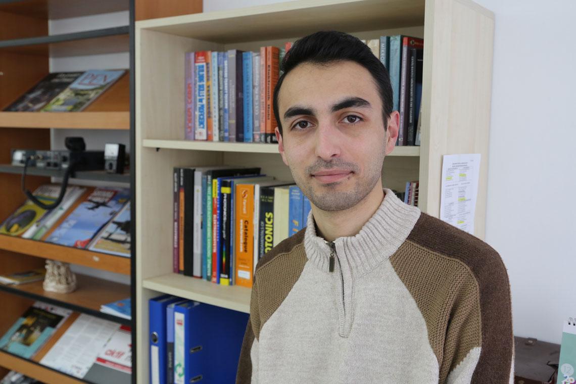 Mustafa GEÇİN