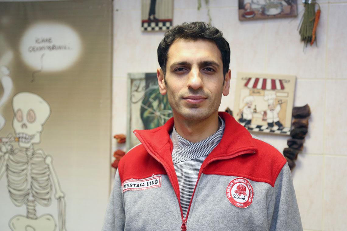 Mustafa ULUĞ