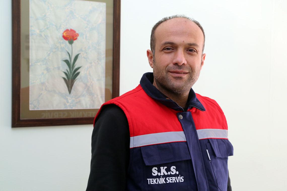 Yusuf GÖK